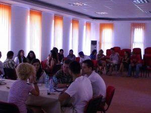 Grupuri de lucru in cadrul training-ului pentru viitorii interni